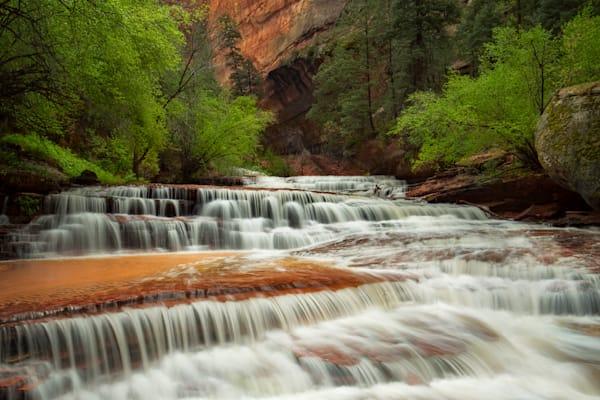 Archangel Falls Photograph for Sale as Fine Art