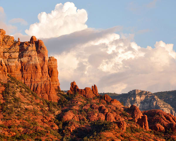 Snoopy Rock Sedona