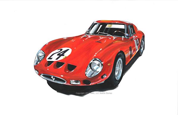 250 GTO racer
