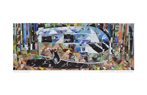 airstream camper trailer collage