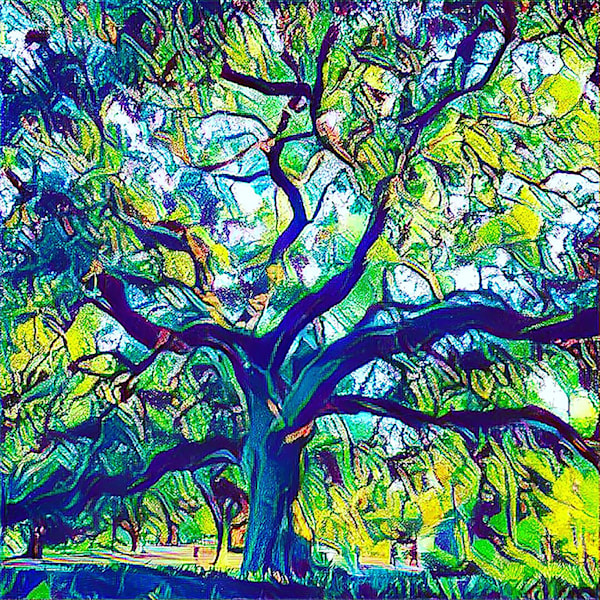 Tree of Life by Erin McNutt