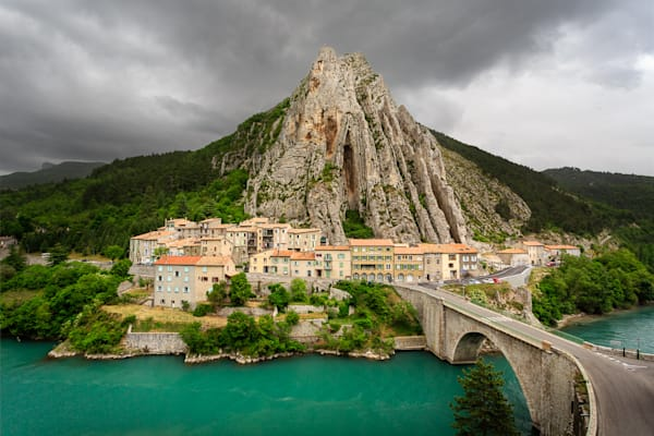Storm Over Sisteron