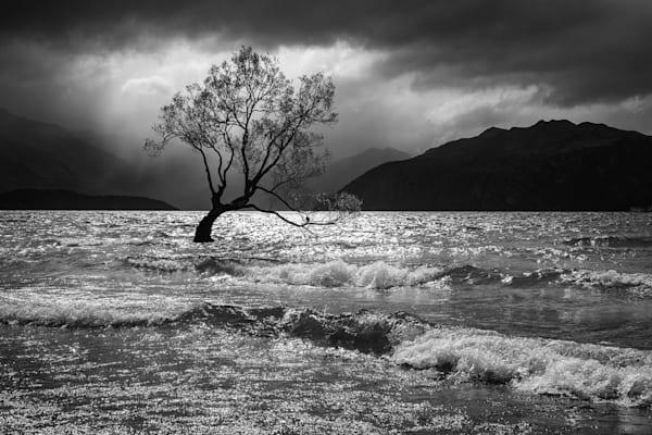 Stormy Day at Wanaka