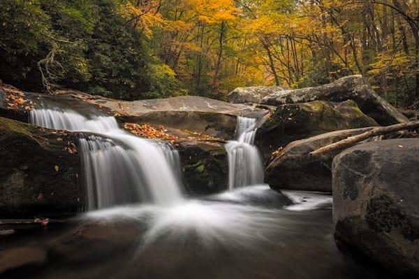 Big Creek Waterfall