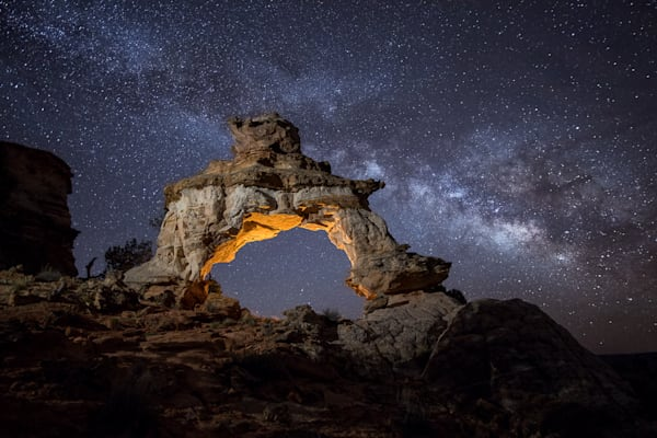 Eagle's Gate Arch Photograph for Sale as Fine Art