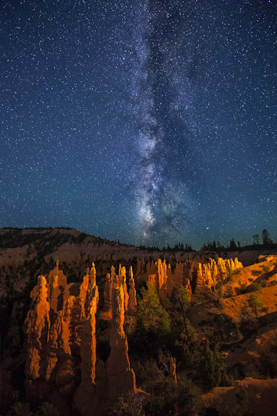 Bryce Canyon Hoodoos Photograph for Sale as Fine Art