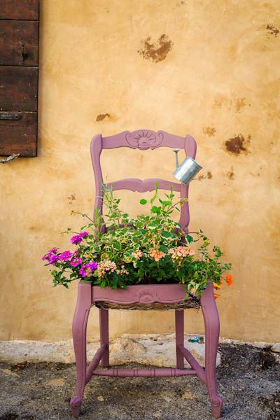 Provence Street Decor
