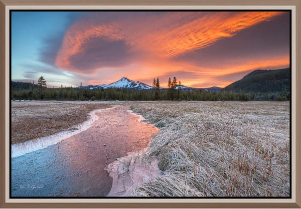 South Sister Sunrise Show (171760LNND8) PWFF