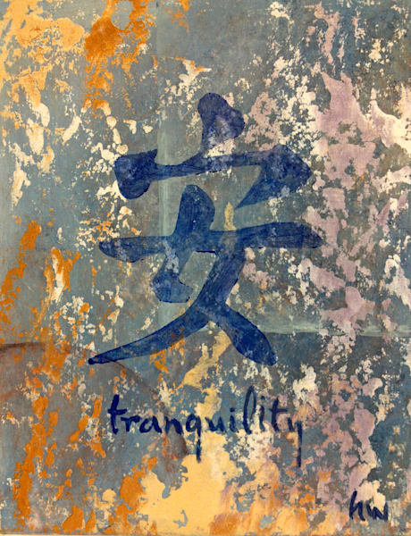 Tranquility Art | Holly Whiting Art