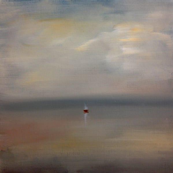 Sail Boat Art | Holly Whiting Art