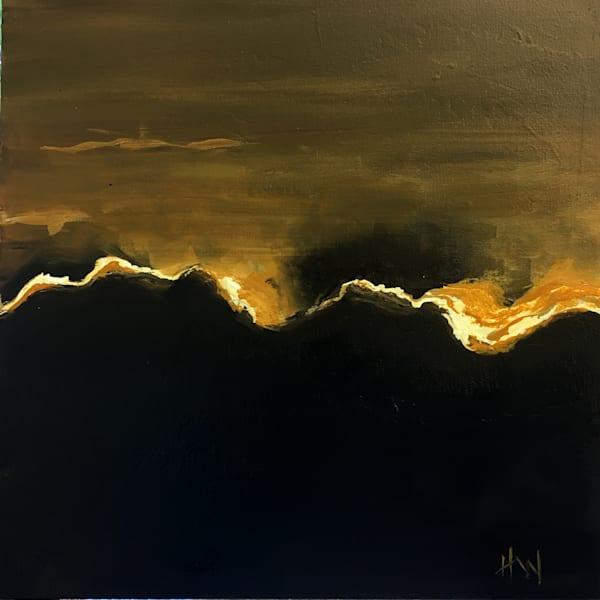 Himalayan Sunset Art | Holly Whiting Art