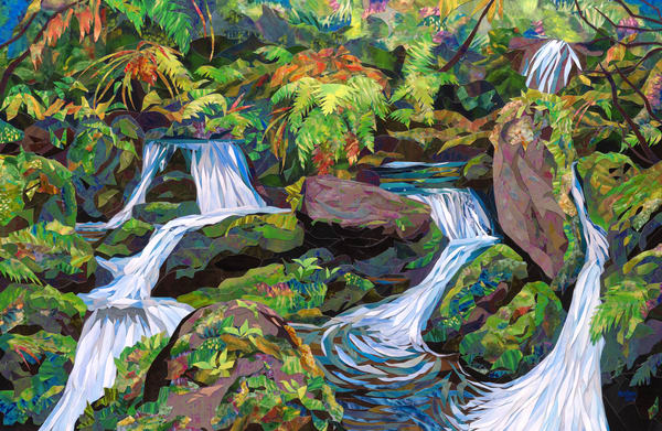 Hawaii Art | Finding the Flow by Patrick Parker