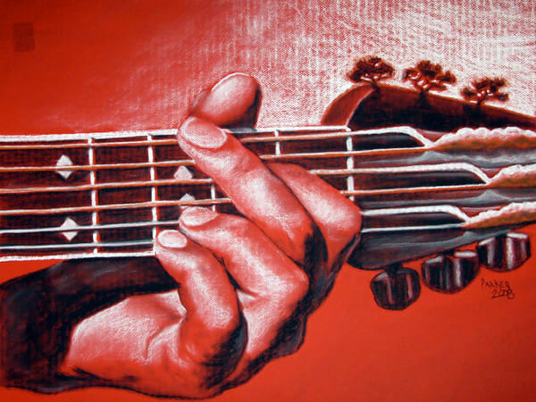Hawaii Art | In the Chord of G by Patrick Parker