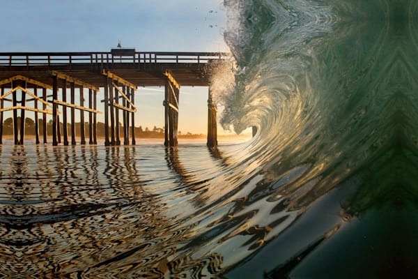 California Wave Photography