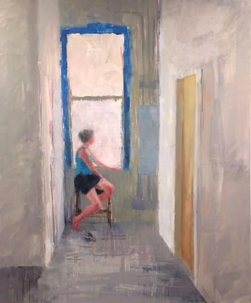Quiet Contemplation, 36x30, 2011