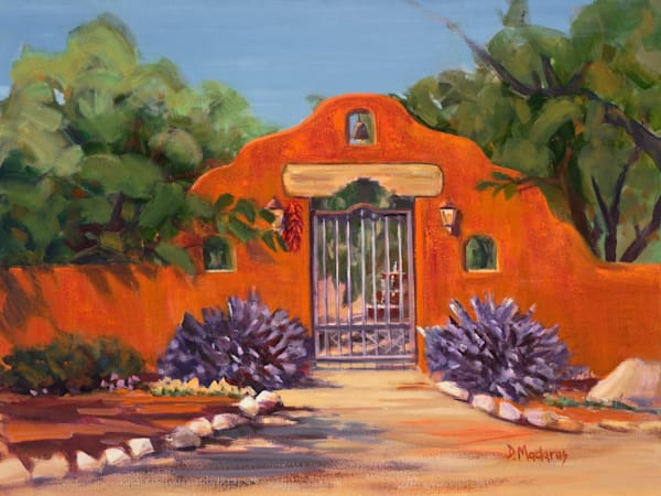 Kirk's Gate   Southwest Art Gallery Tucson   Madaras
