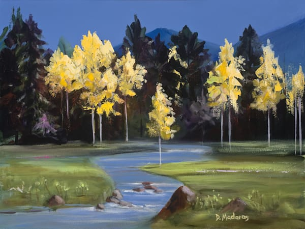 Mark's Aspens | Southwest Art Gallery Tucson | Madaras