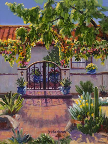 Mark's Porch | Southwest Art Gallery Tucson | Madaras