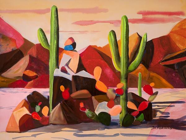 Balancing Act | Southwest Art Gallery Tucson | Madaras
