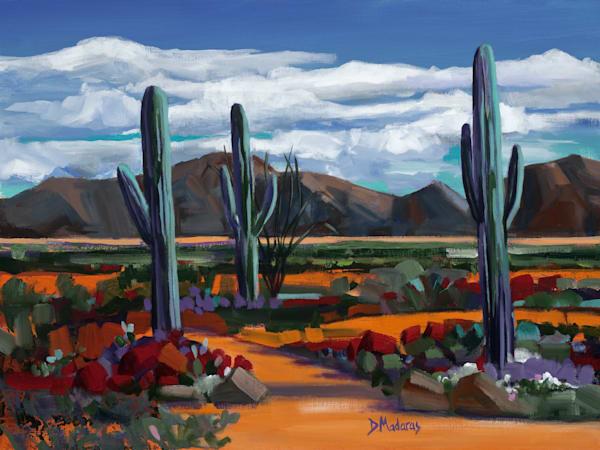 Trail II | Southwest Art Gallery Tucson | Madaras