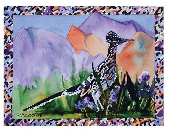 Roadrunner   Southwest Art Gallery Tucson   Madaras