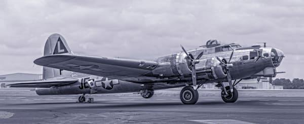 B-17 Flying Fortress Madras Maiden High Res Restored fleblanc