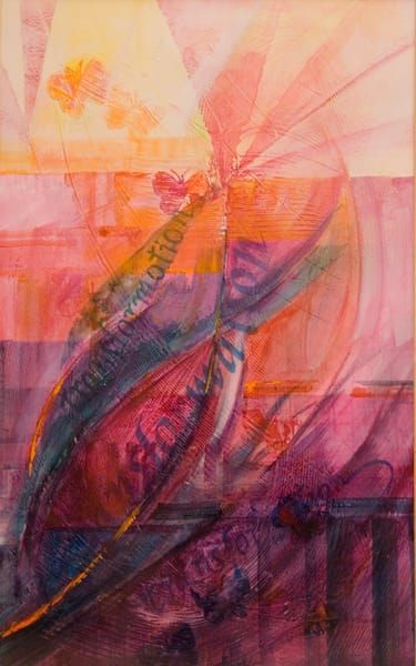 """Transformation"" by Judy Johnson 