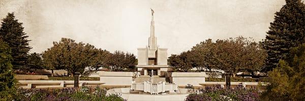 Denver Temple - Timeless Temple Series