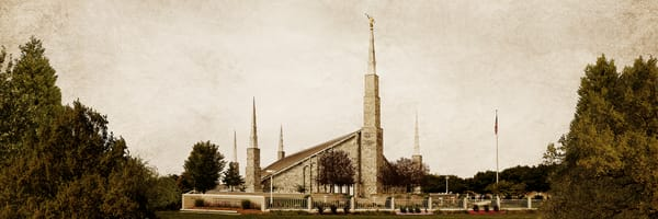 Boise Temple - Timeless Temple Series