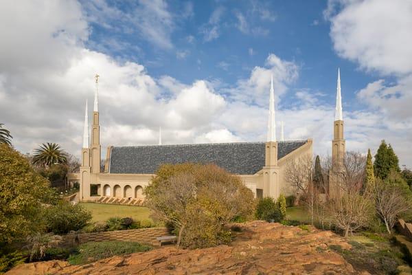 Johannesberg South Africa Temple