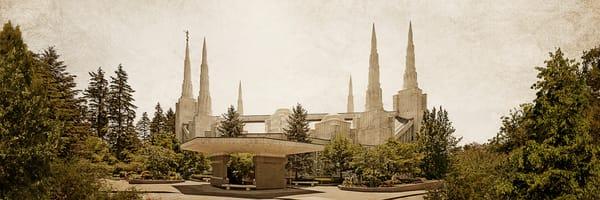 Portland Temple - Timeless Temple Series