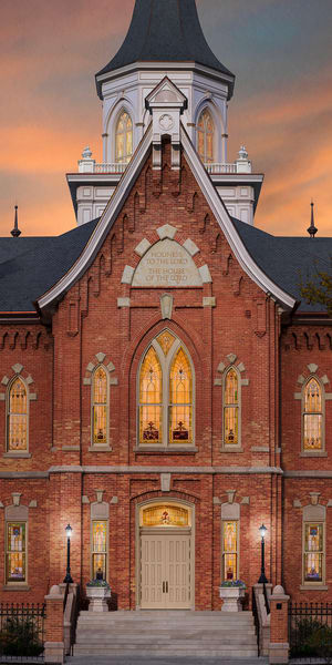 Provo City Center Temple - Mighty Fortress II