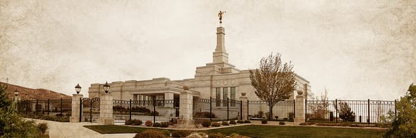 Reno Temple - Timeless Temple Series