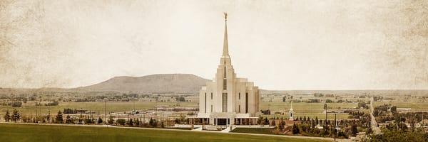 Rexburg Temple - Timeless Temple Series