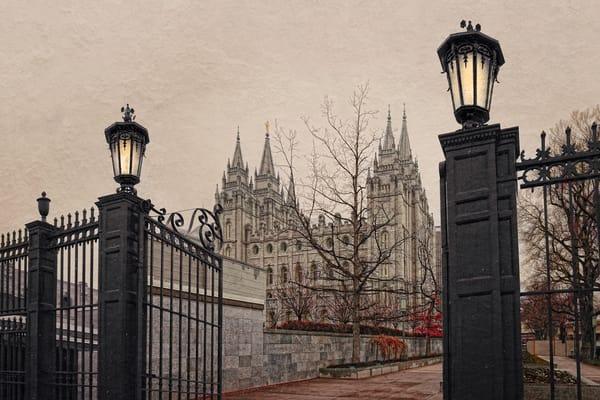 Salt Lake Temple - Endurance