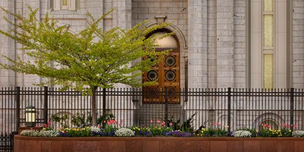 Salt Lake Temple - Sacred Doors