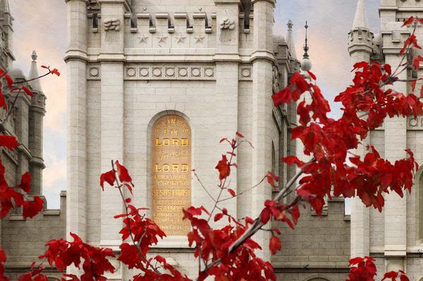Salt Lake Temple - Sempiternal