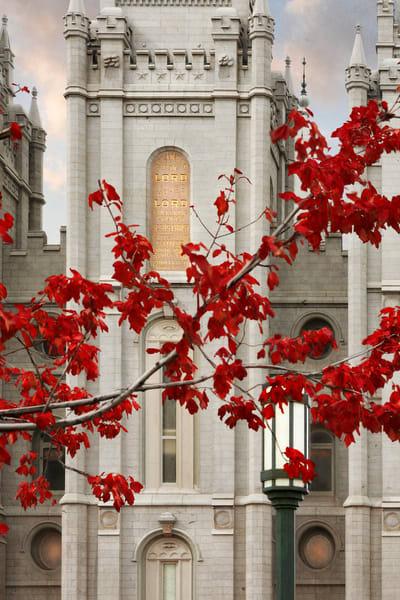 Salt Lake Temple - Veneration