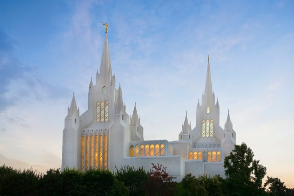 San Diego California Temple