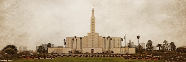 Los Angeles Temple - Timeless Temple Series