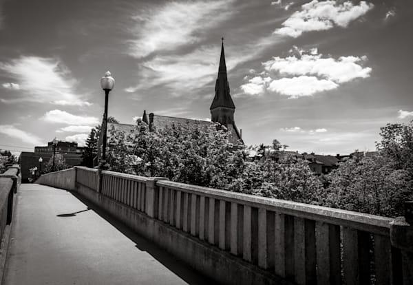 Grand River Bridge Photography Art | Sage & Balm Photography