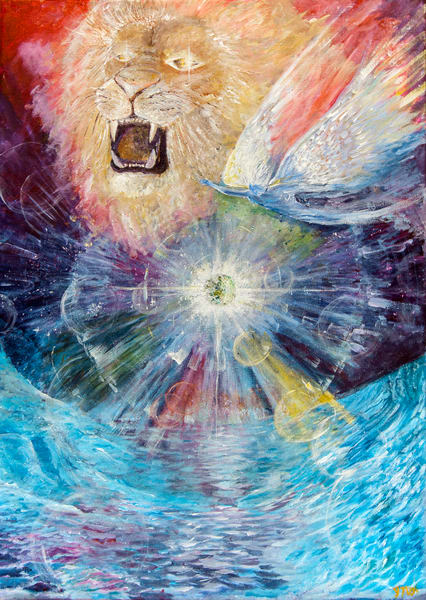 """""""Beyond The Veil"""" by Justin R. Monaghan 