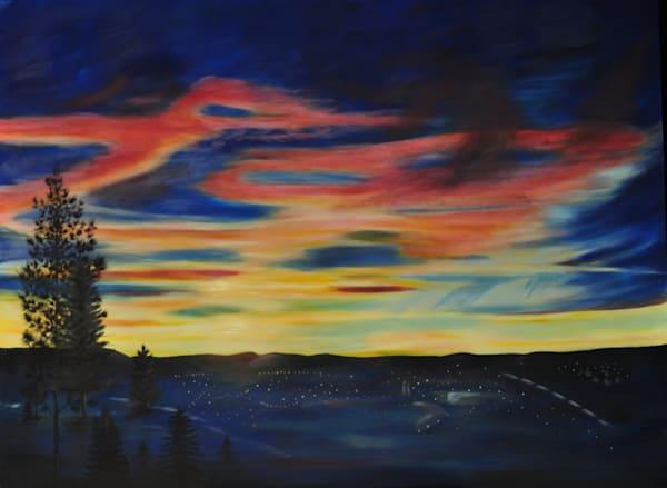 NoDak Skies - Williston