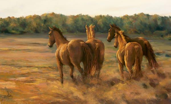 Frisky Ponies