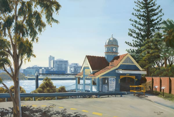 Bulimba Ferry House