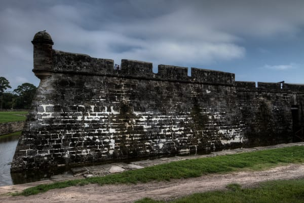 Fine Art Photographs of St. Augustine by Michael Pucciarelli