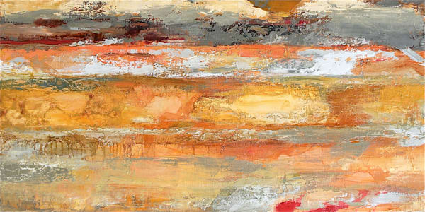 Changing Weather | Abstract Oil | Gordon Meggison IV