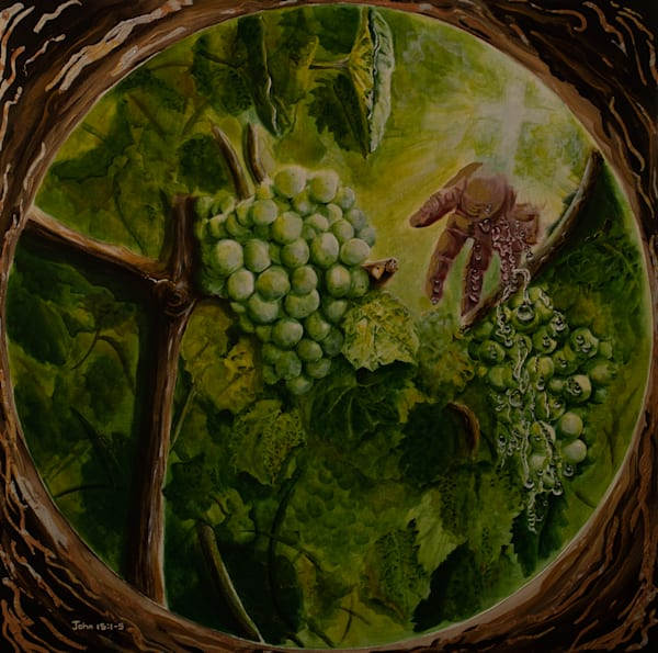 """""""The Vinedresser"""" by Sonia Farrell 