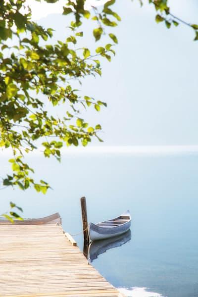 """""""Lakeside Canoes"""""""