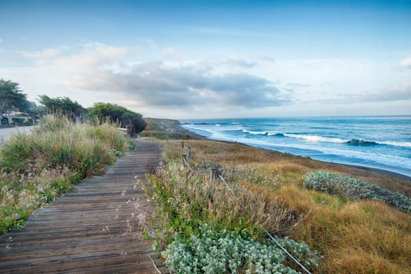 """Seaside Path"""